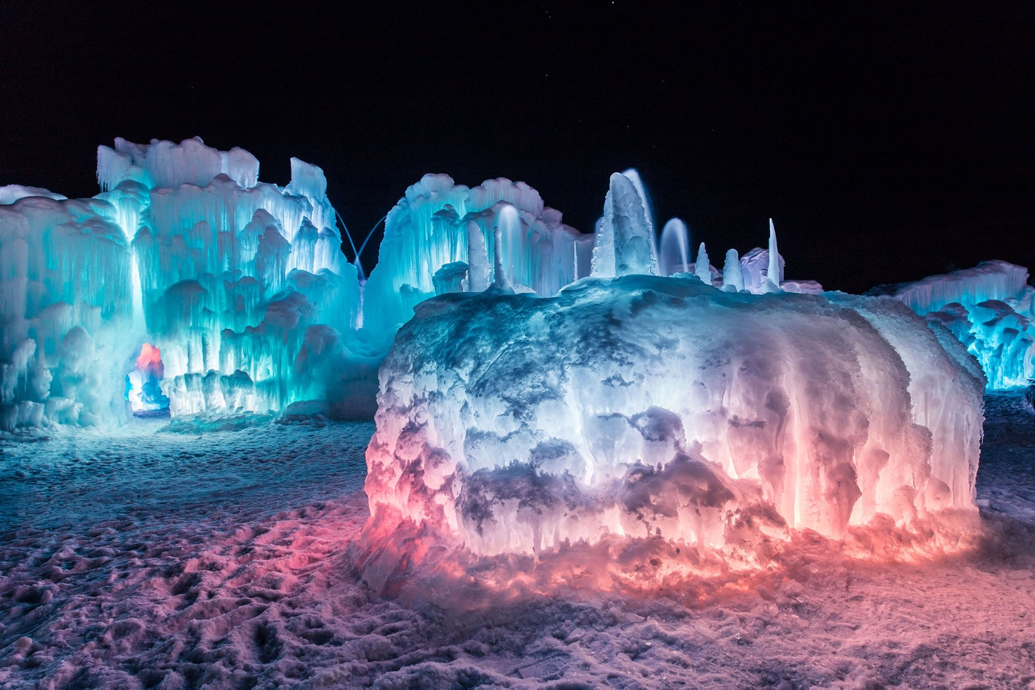 Ice castle coupons